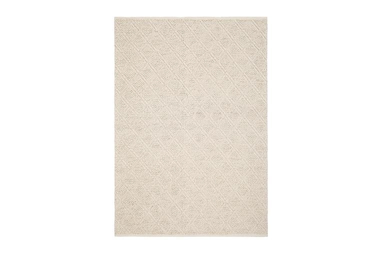 Villamatto Leksand 160x230 cm - Luonnonväri - Sisustustuotteet - Matot - Isot matot