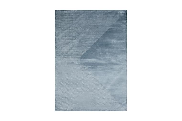 Viskoosimatto Filippa 200x290 cm - Sininen - Sisustustuotteet - Matot - Isot matot