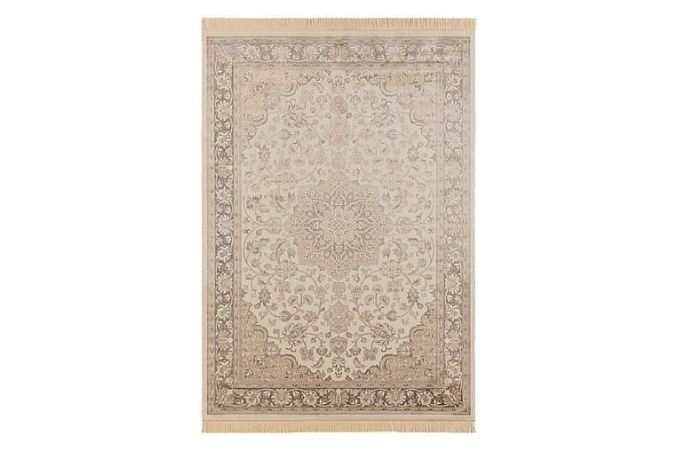 Viskoosimatto Isfahan Nain 160x230 cm - Kermanvalkoinen - Sisustustuotteet - Matot - Isot matot