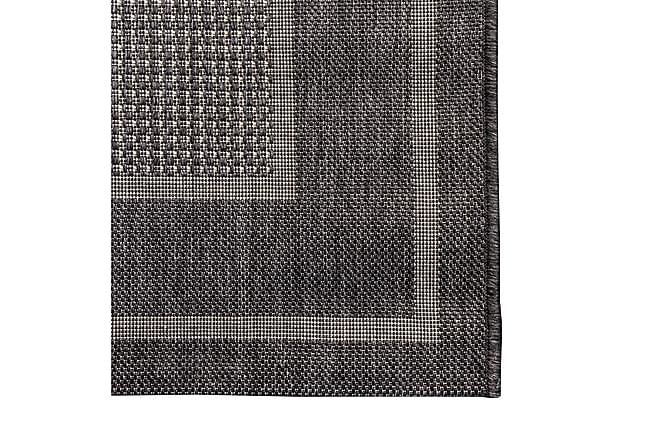 Matto Alaska 80x340 - Tummanharmaa - Sisustustuotteet - Matot - Tasokudotut matot