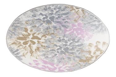Matto Sinikko pyöreä 80 cm pinkki