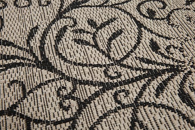 Tasokudottu matto Madison 135x190 - Hiekka - Sisustustuotteet - Matot - Tasokudotut matot