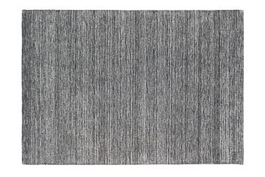 Matto Jaipur Pyöreä 160x160 Antrasiitti