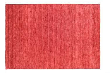 Matto Jaipur Pyöreä 160x160 Punainen