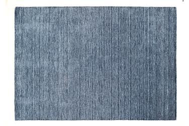 Matto Jaipur Pyöreä 160x160 Sininen