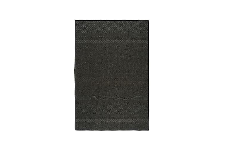 Matto Matilda 80x300 cm Musta - VM Carpet - Sisustustuotteet - Matot - Villamatot