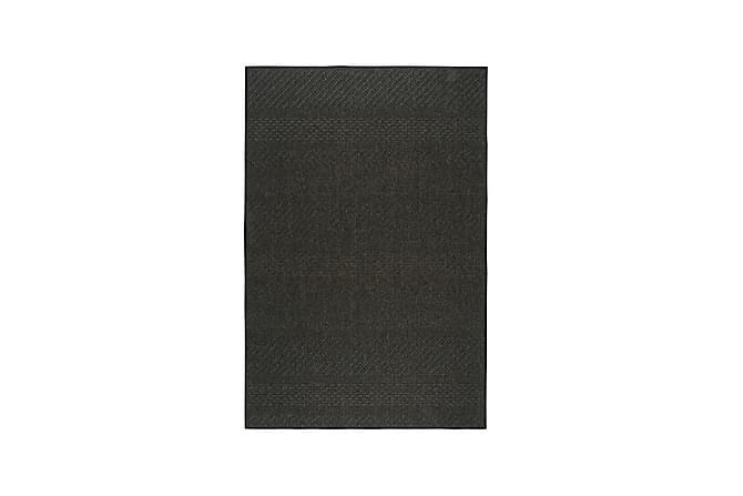 Matto Matilda Pyöreä 160 cm Musta - VM Carpet - Sisustustuotteet - Matot - Villamatot