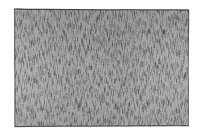 Matto Tuohi 160x230 cm Musta - VM Carpet - Sisustustuotteet - Matot - Villamatot