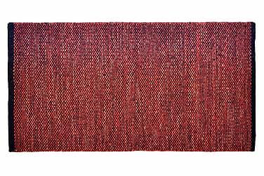 Villamatto Seattle Käsinkudottu 80x150  Punainen
