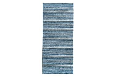 Matto Kukkula 75x160 blue