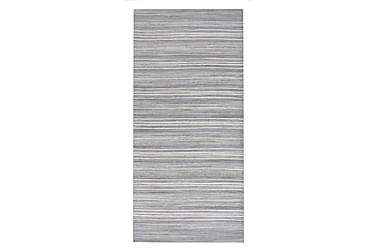 Matto Kukkula 75x160 grey