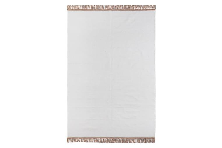 Viskoosimatto Dover 140x200 cm - Valkoinen - Sisustustuotteet - Matot - Viskoosi- & keinosilkkimatot