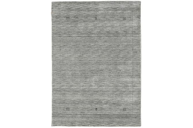 Matto Loribaf 140x200 - Harmaa - Sisustustuotteet - Matot - Yksiväriset matot