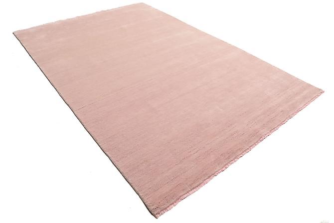 Suuri Matto Handloom 200x300 - Vaaleanpunainen - Sisustustuotteet - Matot - Yksiväriset matot