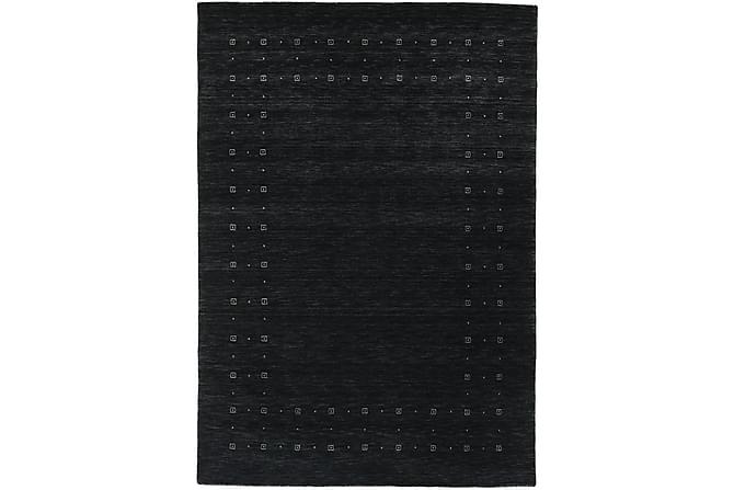 Suuri Matto Loribaf 160x230 - Musta - Sisustustuotteet - Matot - Yksiväriset matot