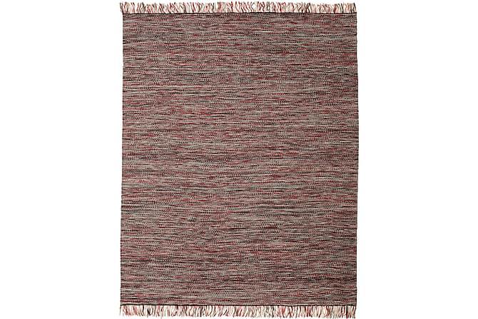 Suuri Matto Wilma 250x300 - Punainen - Sisustustuotteet - Matot - Yksiväriset matot