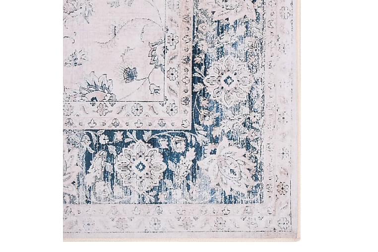 Painatettu matto monivärinen 160x230 cm kangas - Monivärinen - Sisustustuotteet - Matot