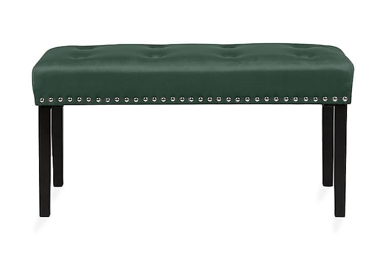 Jalkarahi Yorkton 43 102 cm - Vihreä - Sisustustuotteet - Pienet kalusteet - Jalkarahit