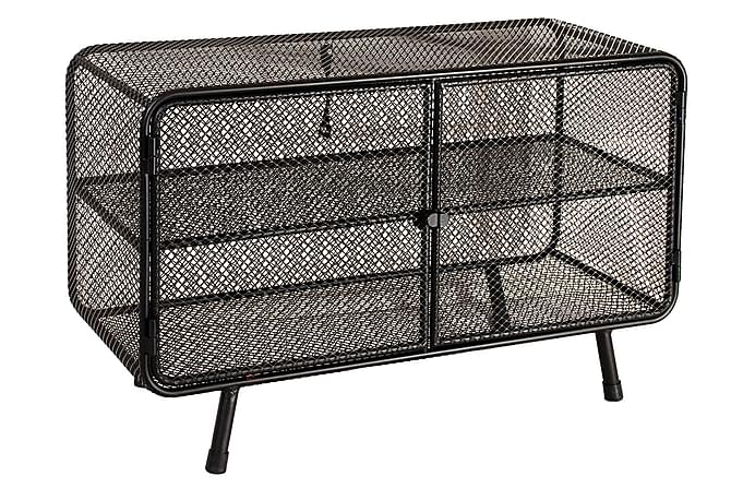 Penkki Metalli 80X34X50cm - Sisustustuotteet - Pienet kalusteet - Tarjotinpöydät & pienet pöydät