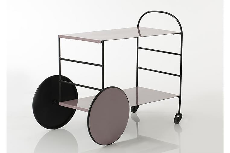Sivupöytä 92 cm - Sisustustuotteet - Pienet kalusteet - Tarjotinpöydät & pienet pöydät