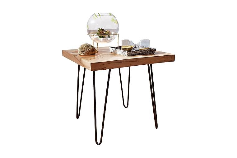 Sivupöytä Jacklynne 50 cm - Puu/Luonnonväri - Sisustustuotteet - Pienet kalusteet - Tarjotinpöydät & pienet pöydät