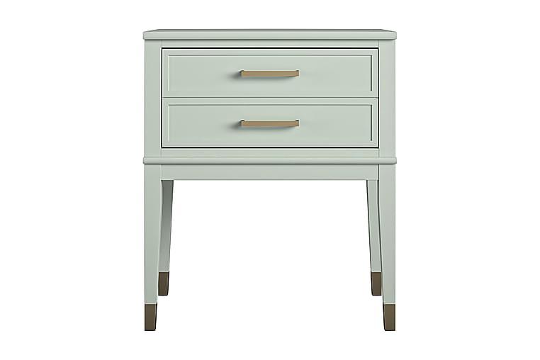 Sivupöytä Westerleigh 60 cm Vihreä - CosmoLiving - Sisustustuotteet - Pienet kalusteet - Tarjotinpöydät & pienet pöydät