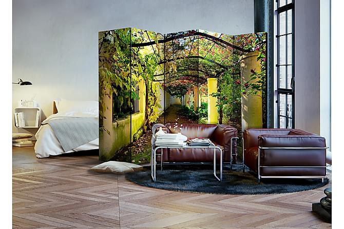 Huoneenjakaja Romantic Garden 225x172 - Saatavana usean kokoisena - Sisustustuotteet - Pienet kalusteet - Tilanjakaja
