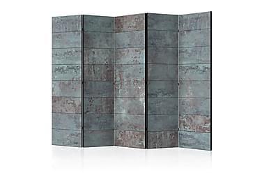Huoneenjakaja Turquoise Concrete 225x172