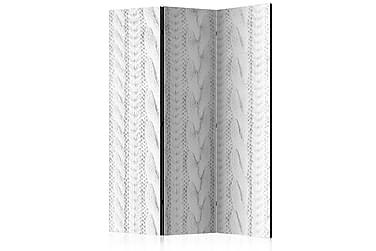 Huoneenjakaja White Knit 135x172