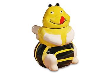 Ruukku Kosova kannella 14 cm Mehiläinen Keramiikka