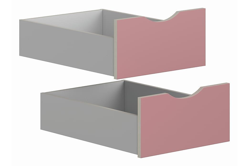 Lipasto Viggeby 38 cm - Vaaleanharmaa - Sisustustuotteet - Sisustuslaatikot & korit - Laatikot