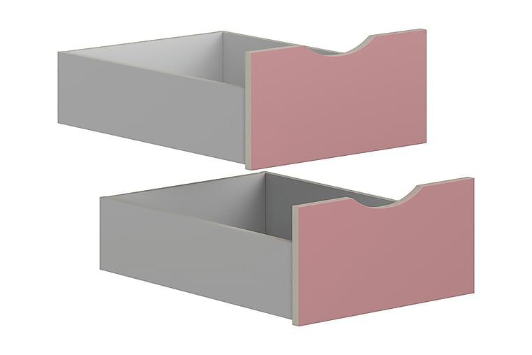 Lipaston laatikko Maloney 38 cm - Vaaleanharmaa - Sisustustuotteet - Sisustuslaatikot & korit - Laatikot