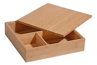 Teelaatikko Kosova 27 cm Bambu