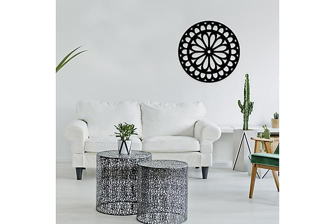 Metallikori Seinä - Sisustustuotteet - Säilytyslaatikot & korit - Säilytyskorit