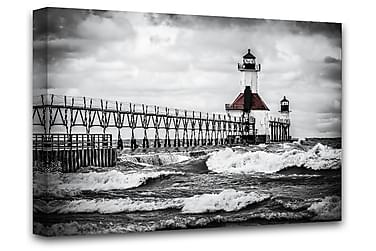 Canvas-taulu St Joseph Lighthouse 75x100cm