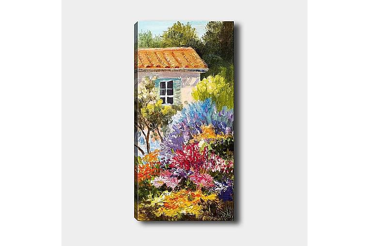 Canvastaulu DKY Floral & Botanical Monivärinen - 50x120 cm - Sisustustuotteet - Seinäkoristeet - Canvas-taulut