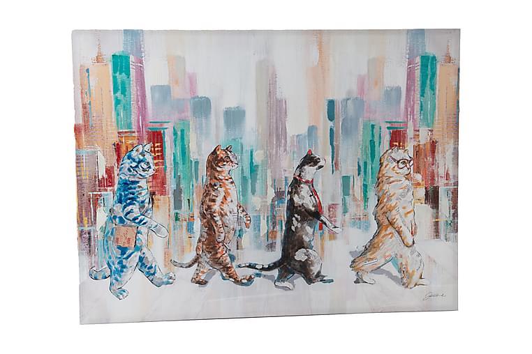 Canvastaulu Takamori 120x90 cm - Sisustustuotteet - Seinäkoristeet - Canvas-taulut