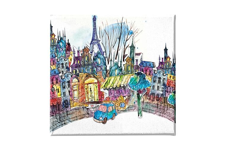 Homemania Eiffel-torni Taulu - Homemania - Sisustustuotteet - Seinäkoristeet - Canvas-taulut