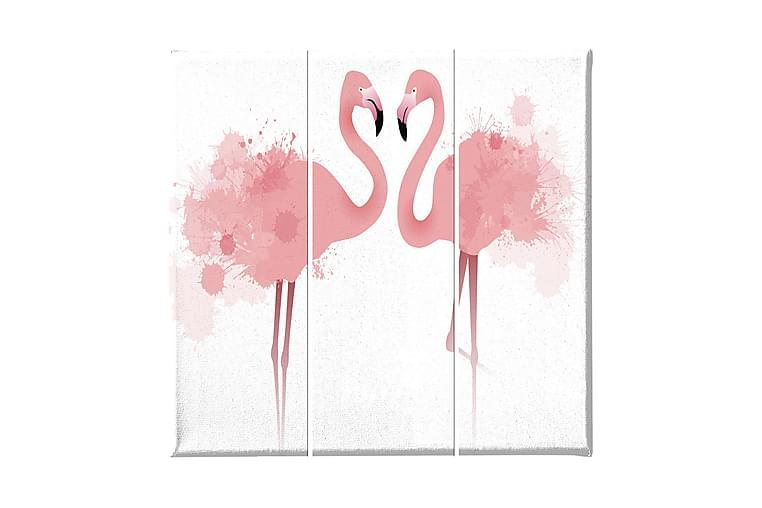 Homemania Flamingo Taulu - Homemania - Sisustustuotteet - Seinäkoristeet - Canvas-taulut