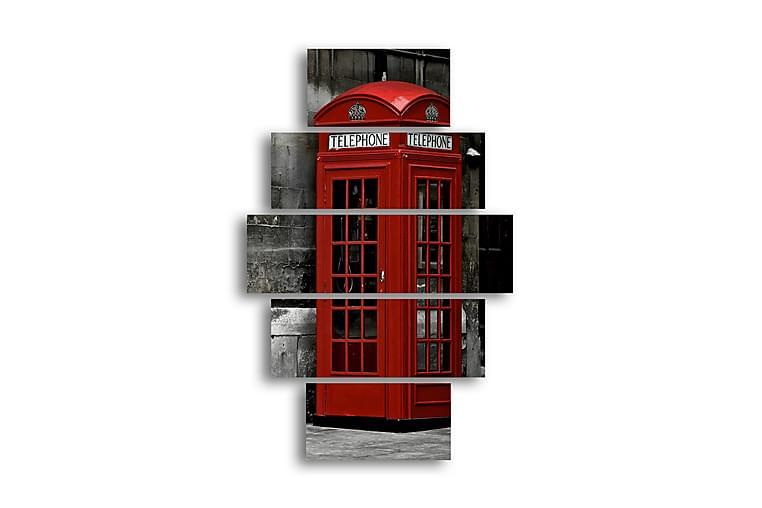 Homemania London Taulu - Homemania - Sisustustuotteet - Seinäkoristeet - Canvas-taulut
