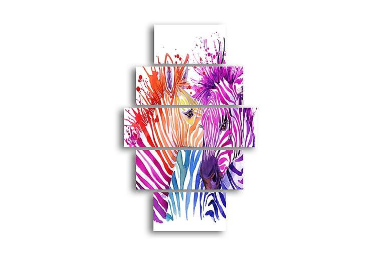 Homemania Zebra Taulu - Homemania - Sisustustuotteet - Seinäkoristeet - Canvas-taulut