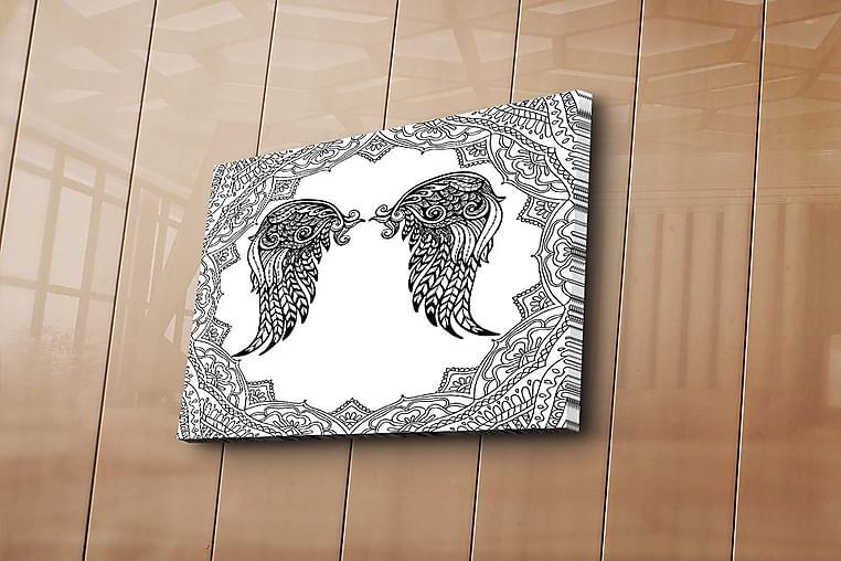 Maalattava Koriste Canvas Maalaus - Sisustustuotteet - Seinäkoristeet - Canvas-taulut