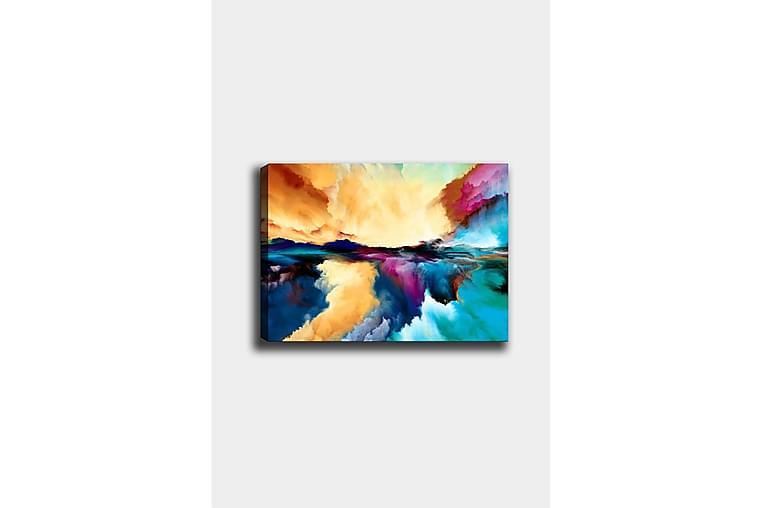 Seinäkoriste Canvas Maalaus - 70x50 cm - Sisustustuotteet - Seinäkoristeet - Canvas-taulut