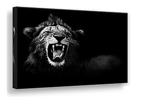 Taulu Canvas Lion