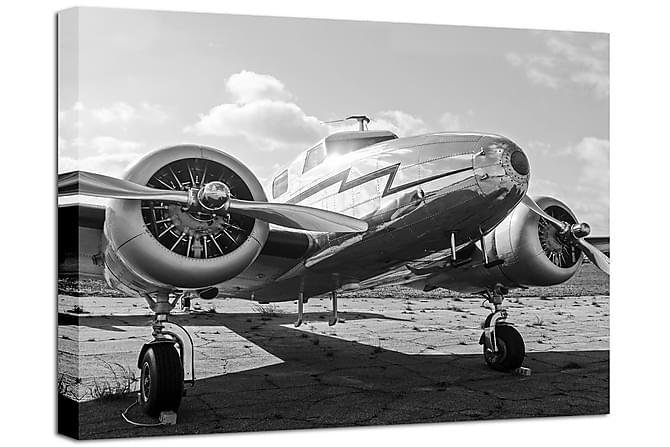 Taulu Canvas Plane - 75x100 - Sisustustuotteet - Seinäkoristeet - Canvas-taulut