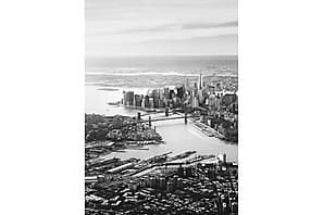 Juliste B&W New York