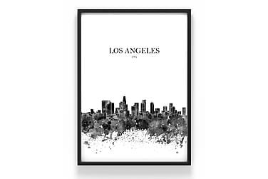 Juliste Los Angeles 50x70cm - 230g matta valokuvapaperi
