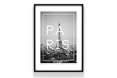 Juliste Paris 50x70cm - 230g matta valokuvapaperi
