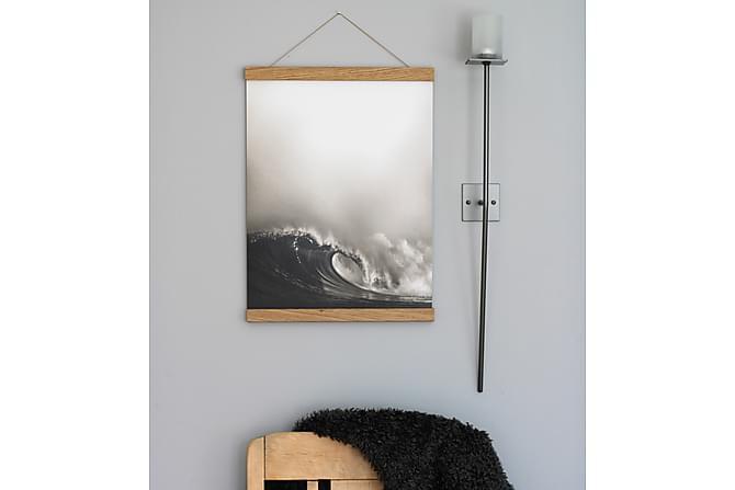 Julistelista 50 cm - Tammi - Sisustustuotteet - Seinäkoristeet - Kehykset