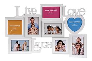 Valokuvakehys Collage 56,5X39X2